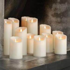 Bilde av Sompex, LED candel 8x12,5