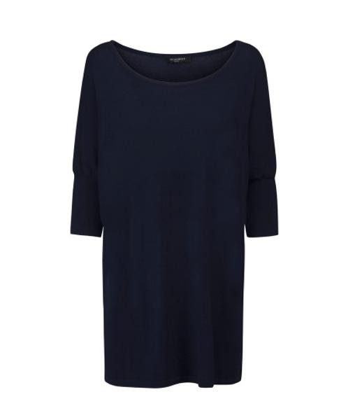 Ilse Jacobsen, womens oversized dress indigo