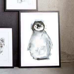 Bilde av Elise Stalder, Lille Pingvin
