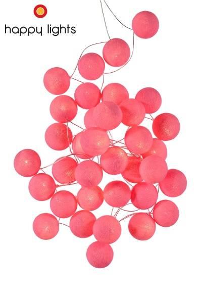 Happylights Designstjerners pink