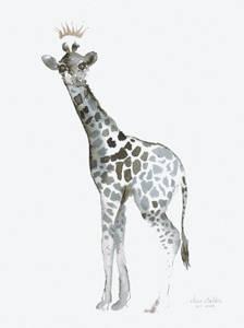 Bilde av Elise Stalder, Giraff 30x40