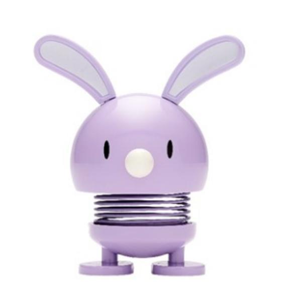 Hoptimist, Bunny baby bimble violet